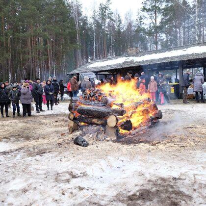 Tradicinė Žiemos Žūklės šventė